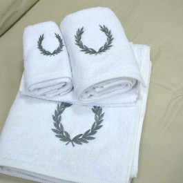 Полотенце Crown For Men White 30*50